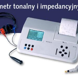 MI 26C Adiometr tonalny i impedacyjny