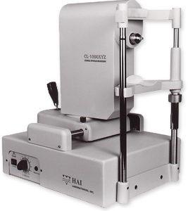 Mikroskop Endotelialny/Pachymetr CL-1000xyz