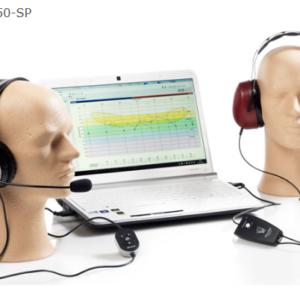 Audiometr diagnostyczny Oscilla USB-350SP