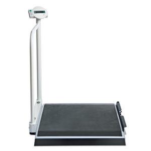 SECA 677 Elektroniczna waga do wózków inwalidzkich