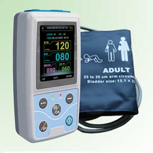 ABPM50 Ambulatory Blood Pressure Monitor/ABPM50 Automatic Blood Pressure Monitor