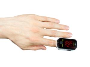 ME 5 Fingerpulsoximeter